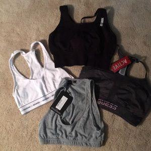 Bundle of Sports bra tops